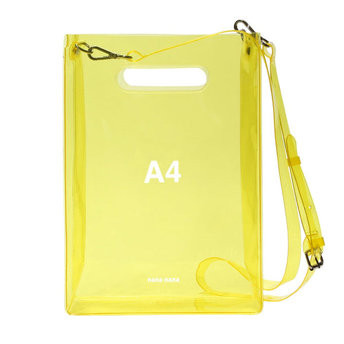 A4 BAG - YELLOW