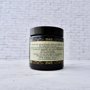 Chocolate Mint Body Butter
