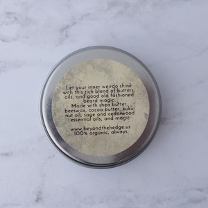 Sage & Cedarwood Beard Balm