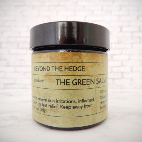 The Green Salve