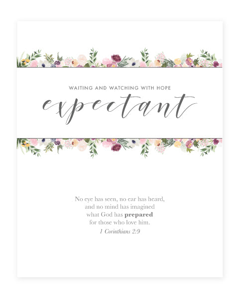 Expectant Art Print