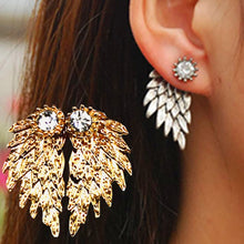 Load image into Gallery viewer, Angel Feather Earrings