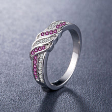 Load image into Gallery viewer, Angel's Wing Jewellery Ring
