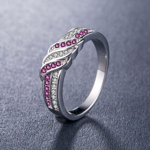 Angel's Wing Jewellery Ring