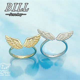 Angel Wing Finger Ring