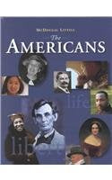 Mcdougal Littell The Americans: Student Edition Grades 9-12 1998