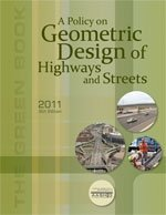 A Policy On Geometric Design Of Highways And Streets 2011