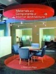 Materials And Components Of Interior Design