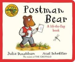 Tales From Acorn Wood: Postman Bear