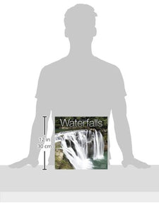 Waterfalls Calendar - 2016 Wall Calendars - Photo Calendar - Monthly Wall Calendar By Avonside