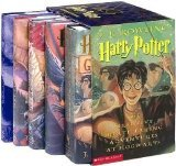 Harry Potter Hardcover Box Set (Books 1-5)