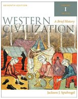 Western Civilization: A Brief History, Volume I