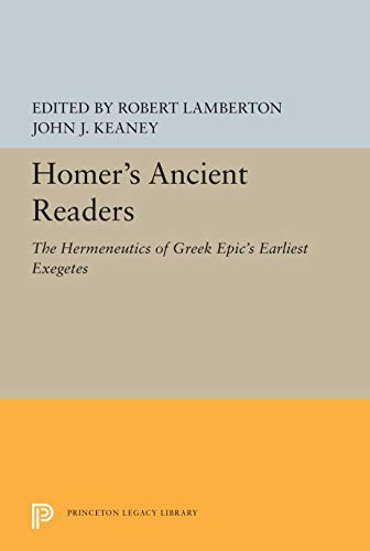 Homer'S Ancient Readers