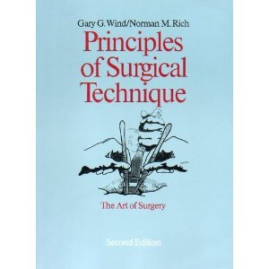 Principles Of Surgical Technique: The Art Of Surgery