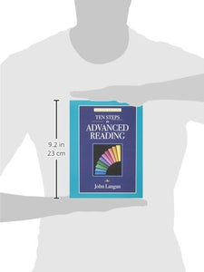Ten Steps To Advanced Reading 2/E - Standalone Book