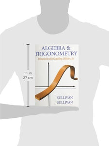 Algebra And Trigonometry Enhanced With Graphing Utilities, Books A La Carte Edition (5Th Edition)