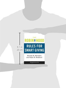 The Robin Hood Rules For Smart Giving (Columbia Business School Publishing)
