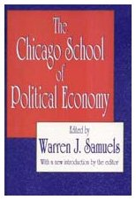 The Chicago School Of Political Economy (Classics In Economics (Paperback))