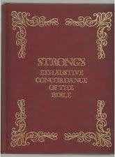 Strong'S Exhaustive Cordance Of The Bible