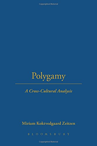 Polygamy: A Cross-Cultural Analysis