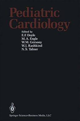Pediatric Cardiology: Proceedings Of The Second World Congress