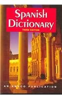 New College Spanish & English Dictionary