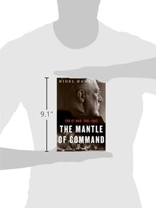 The Mantle Of Command: Fdr At War, 19411942