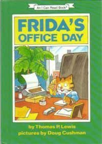 Frida'S Office Day (I Can Read!)