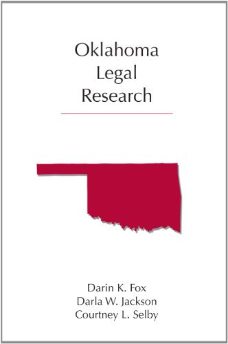 Oklahoma Legal Research