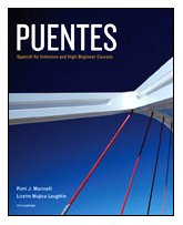 Puentes: Spanish For Intensive And High Beginner Courses (World Languages)