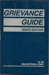 Grievance Guide (10Th Ed)