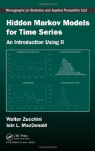 Load image into Gallery viewer, Hidden Markov Models For Time Series: An Introduction Using R (Chapman & Hall/Crc Monographs On Statistics & Applied Probability)