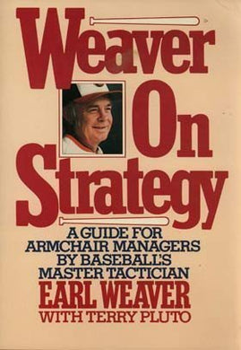 Weaver On Strategy