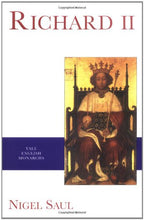 Load image into Gallery viewer, Richard Ii (The English Monarchs Series)