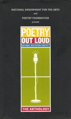 Poetry Out Loud The Anthology (National Recitation Contest)