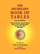Load image into Gallery viewer, The Michelsen Book Of Tables