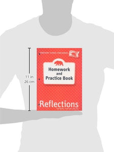 Harcourt School Publishers Reflections: Homework & Practice Book Reflections 07 Grade K