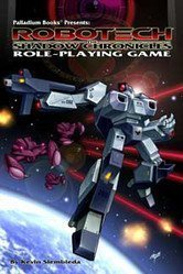 Robotech The Shadow Chronicles Role Playing Game