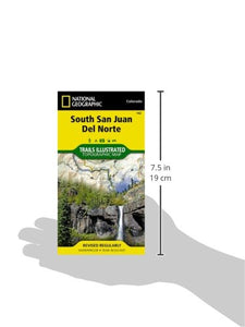 South San Juan, Del Norte (National Geographic Trails Illustrated Map)
