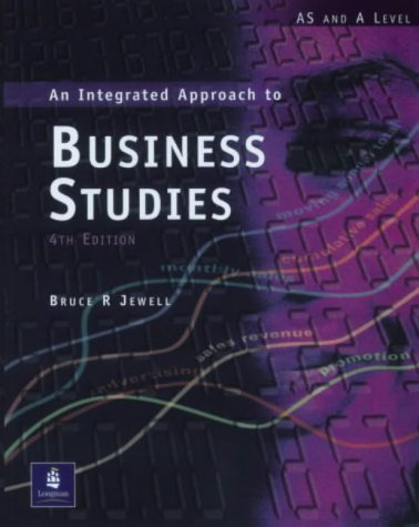 An Integrated Approach To Business Studies