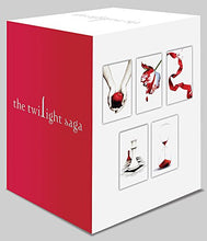 Load image into Gallery viewer, Twilight Saga 5 Book Set (White Cover)