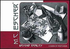 M. C. Escher : Beyond Reality: A Book Of Postcards