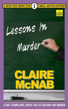 Load image into Gallery viewer, Lessons In Murder (Detective Inspector Carol Ashton Mysteries)