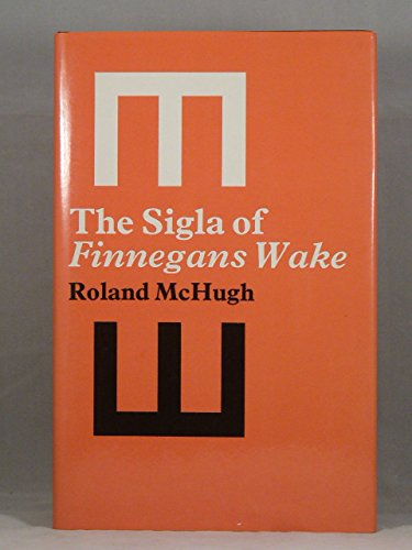 The Sigla Of Finnegans Wake