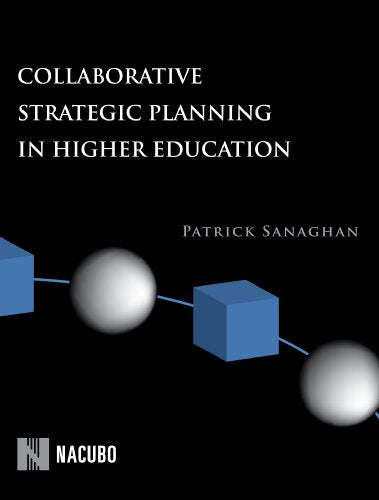 Collaborative Strategic Planning In Higher Education