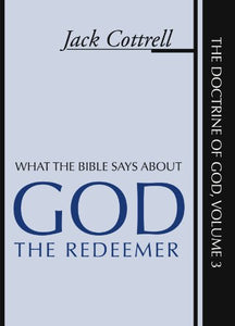 What The Bible Says About God The Redeemer:
