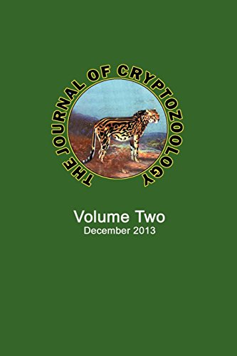 The Journal Of Cryptozoology: Volume Two