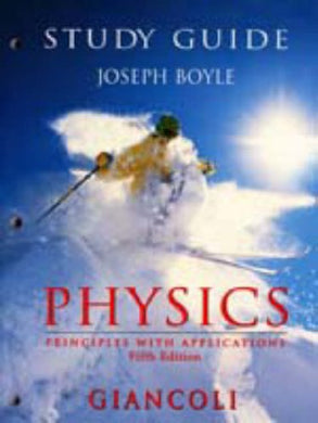 Study Guide For Giancoli'S Physics : Principles With Applications