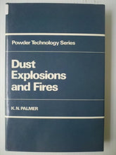 Load image into Gallery viewer, Dust Explosions And Fires (Powder Technology Series)