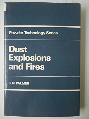Dust Explosions And Fires (Powder Technology Series)